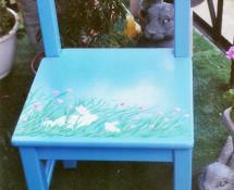 White Rabbit Chair