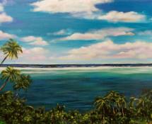 Endless Horizon Acrylic 1997