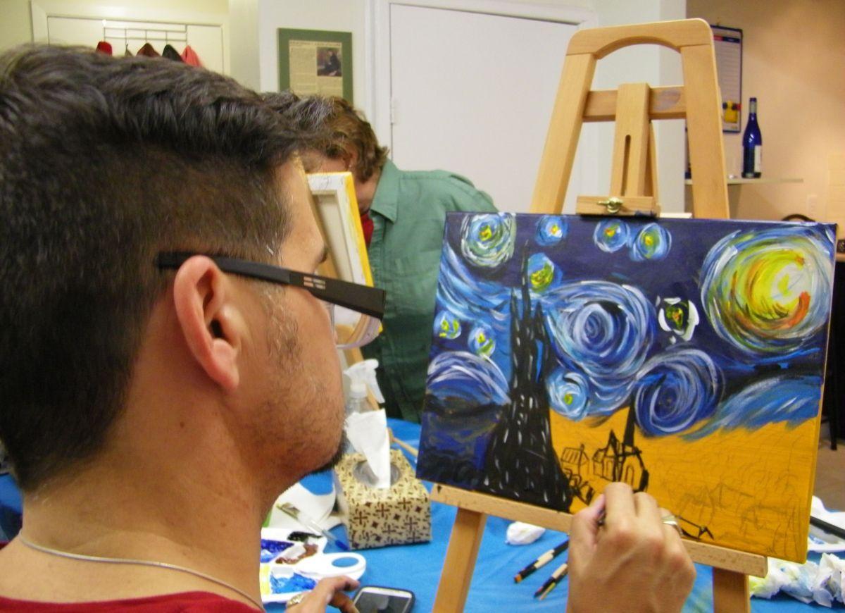Jean and Van Gogh